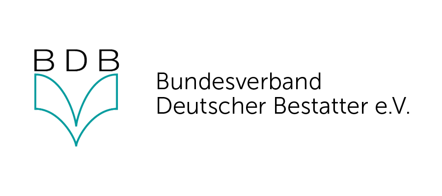 Logo Bundesverband Deutscher Bestatter e.V. Düsseldorf
