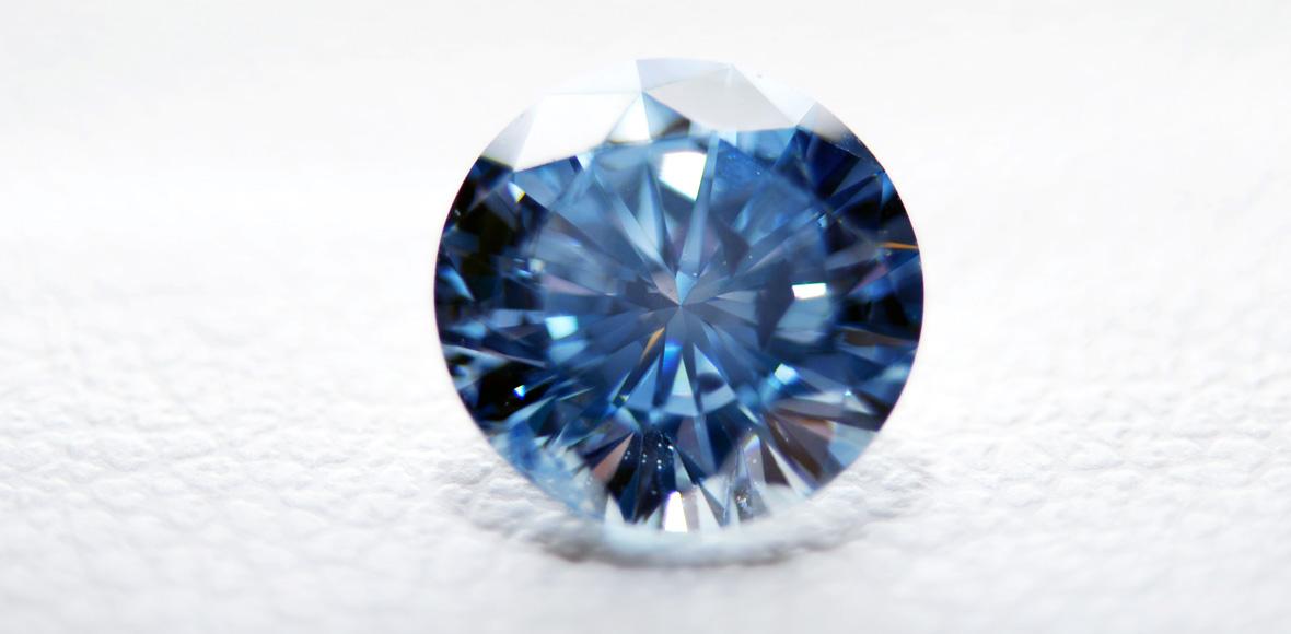 Bild eines Diamanten von Algordanza - Erinnerungsdiamanten Schweiz
