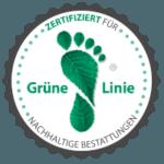 Logo Grüne Linie - Nachhaltige Bestattungen